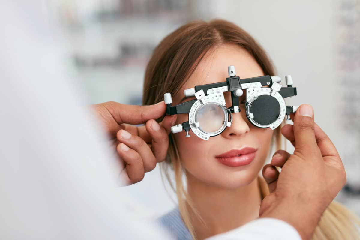 Comprehensive Eye and Vision Exam