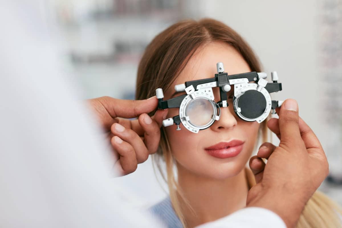 Comprehensive Eye and Vision Exam